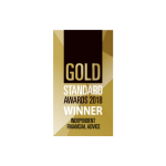 Gold Standard Awards 2018 Winner: Independent Financial Advice