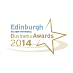 Edinburgh Chamber of Commerce Business Awards 2018